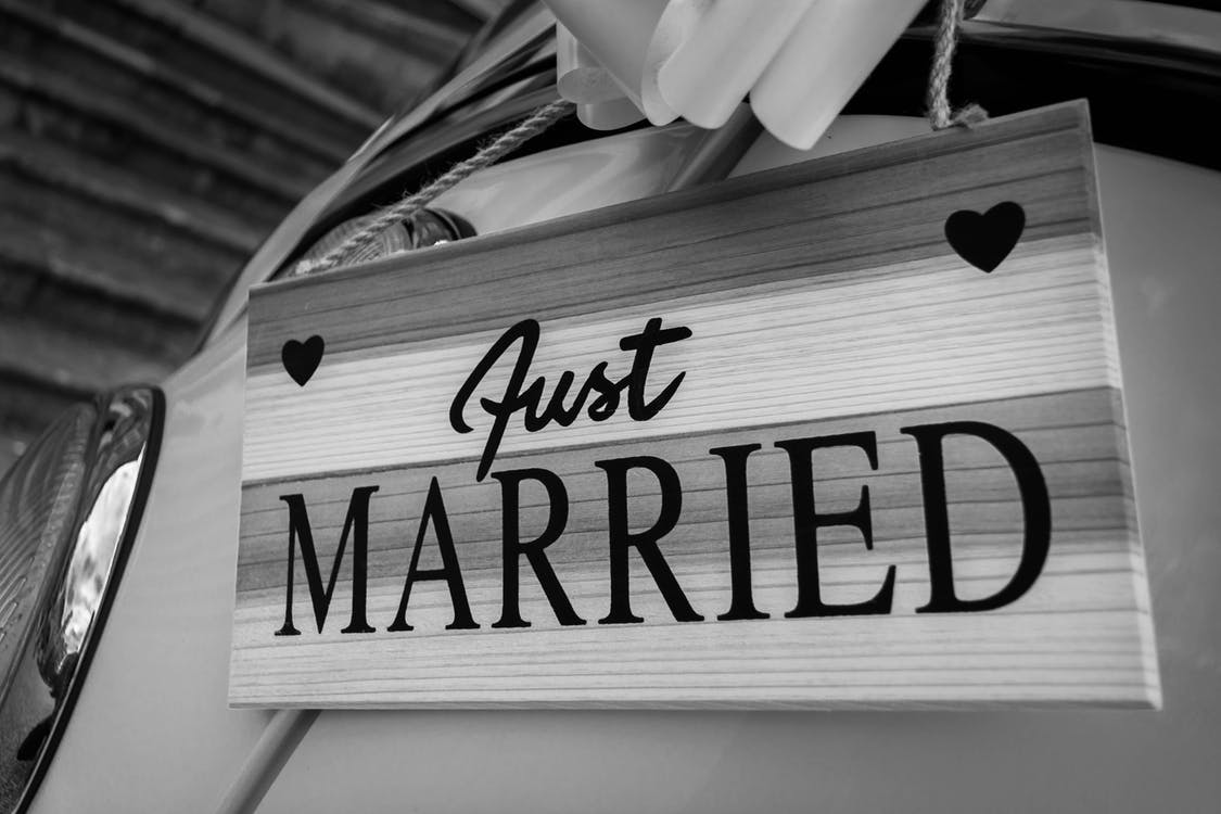 Wedded Bliss is a lie…